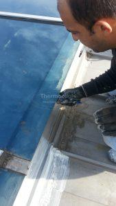Thermocools AVM Çatı İzolasyonu