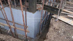 Bina İnşaat Temeli Su Yalıtımı