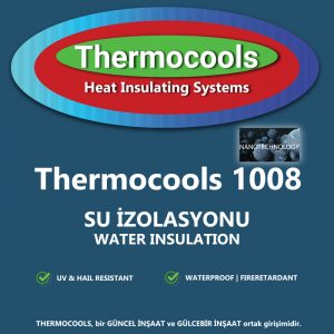 Thermocools 1008 Su İzolasyonu
