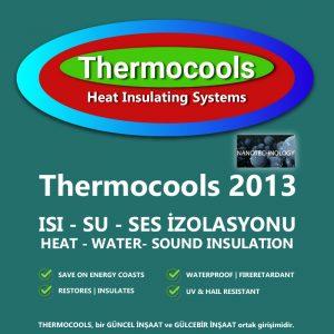Thermocools 2013 Isı Su Ses İzolasyonu