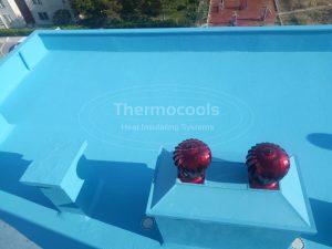 Thermocools 2013 Teras İzolasyonu