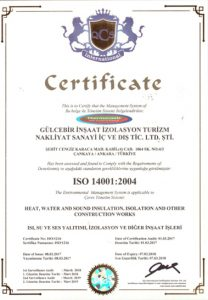 Thermocools ISO 14001-2004