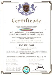 Thermocools ISO 9001-2008