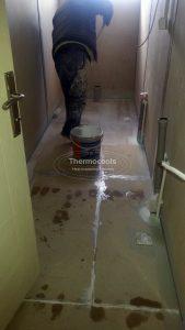 Thermocools Islak Zemin Su Yalıtımı