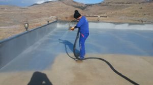 Thermocools Teras Su Yalıtım Çalışması