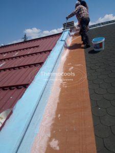 Thermocools Villa Çatı Yalıtımı