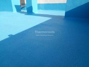 Villa Teras Su İzolasyonu - Mavi